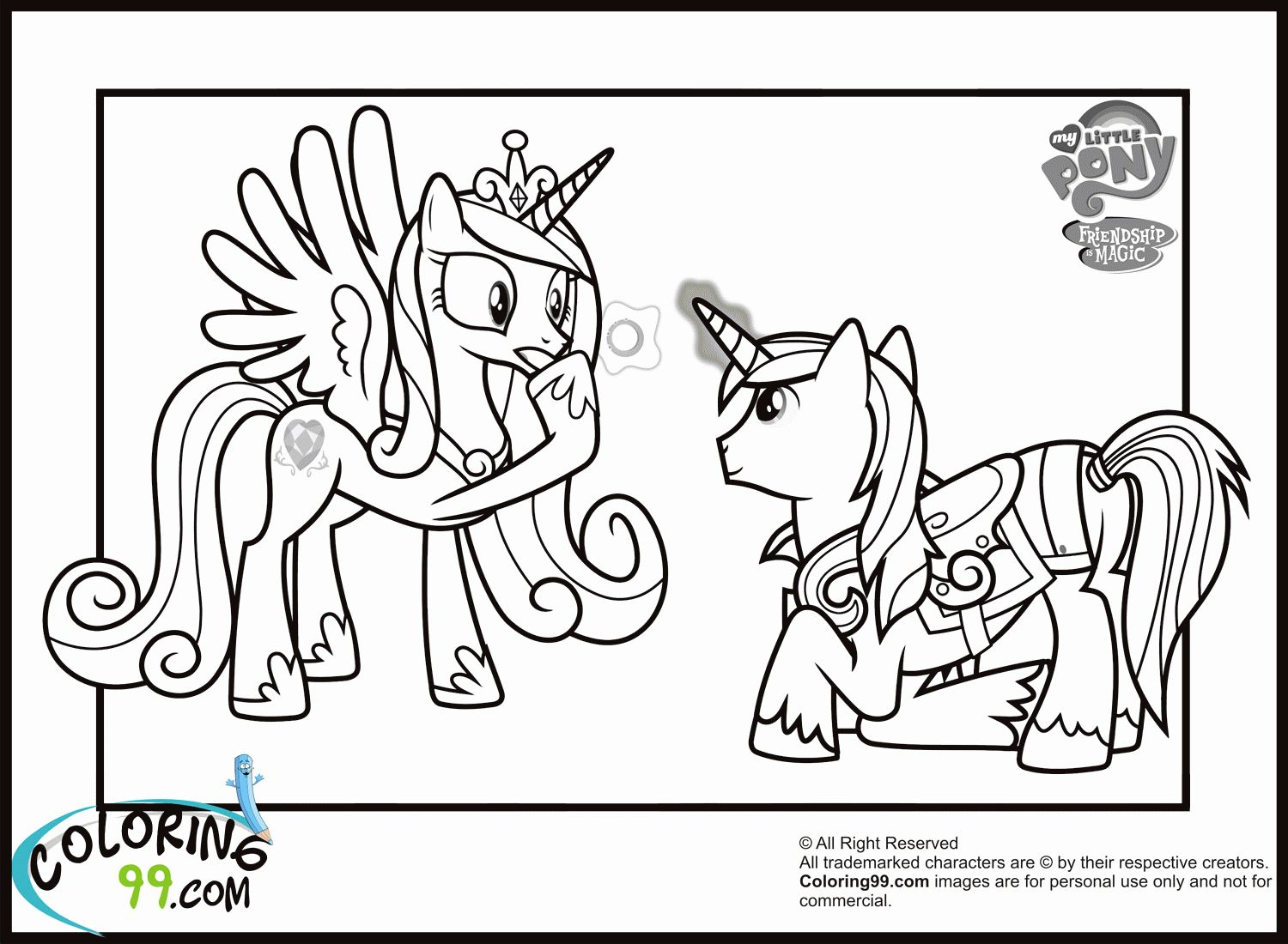 Princess Cadence Coloring Page Lovely My Little Pony Coloring Pages Princess Cadence Wedding My Little Pony Coloring Horse Coloring Pages Coloring Books