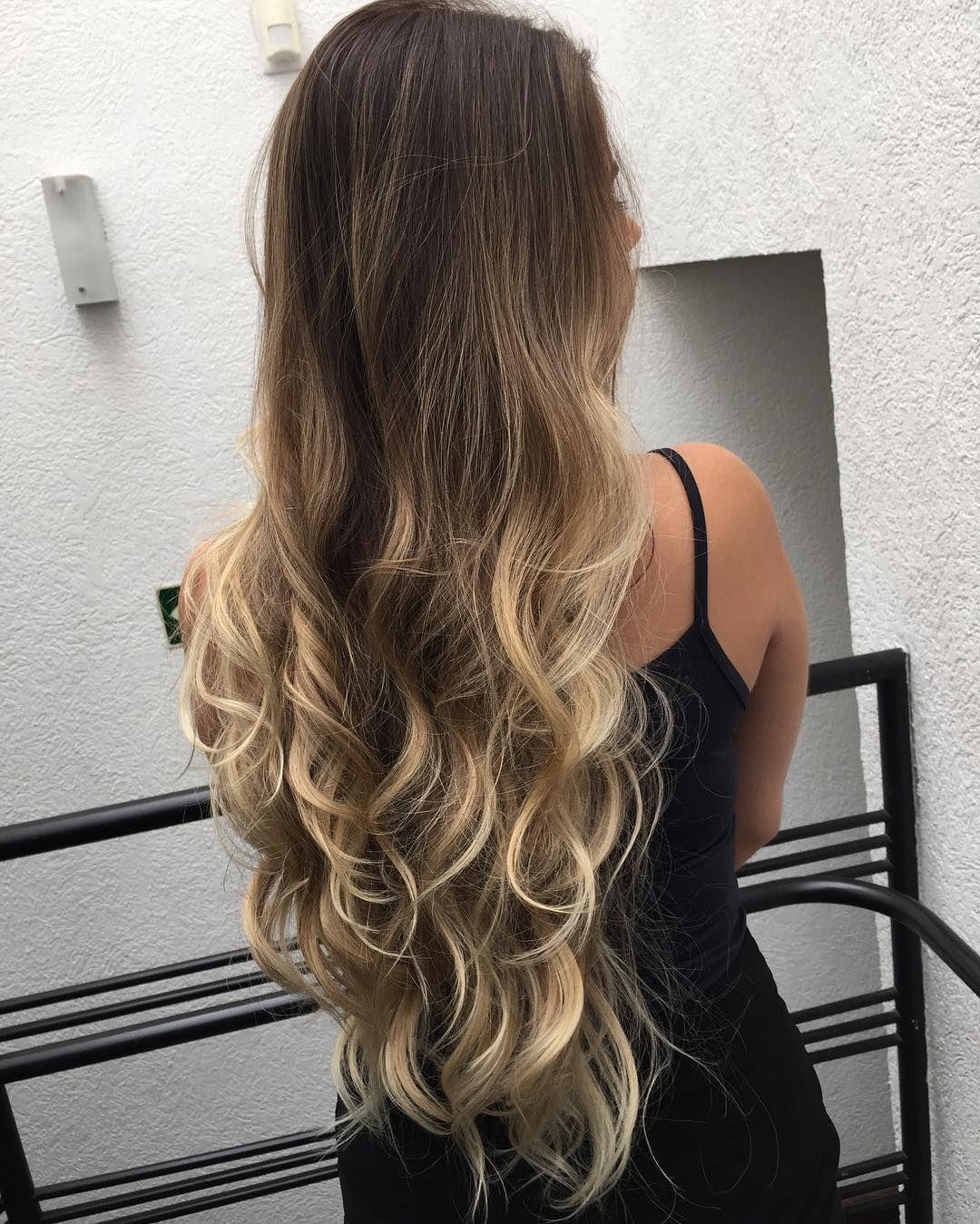 Ombre topcabelosbr blondnew cabelos newlook blondhair