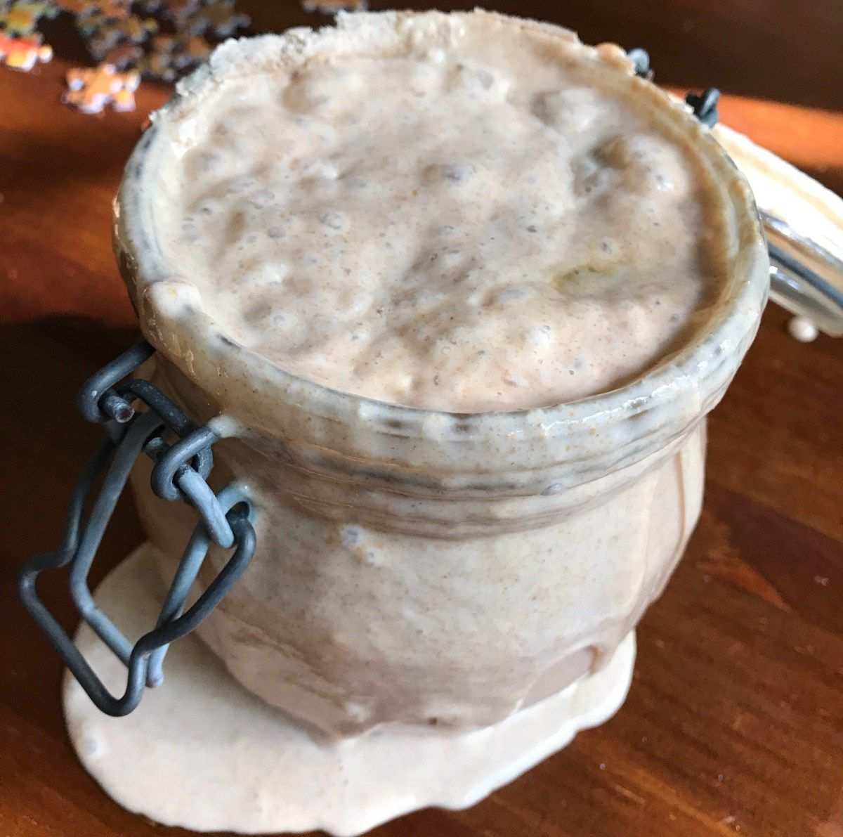 How to Prevent Your Sourdough Starter from Taking over