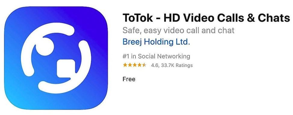 Messaging app ToTok is actually nothing more than a spy