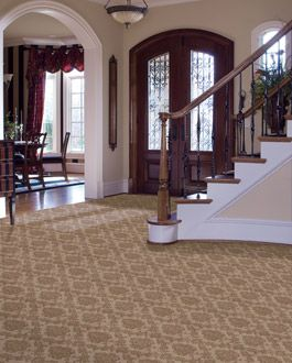 Masland - Florentine - wool carpet  Brought to you by: ABBEY CARPET & FLOOR  California's premiere provider of luxury flooring.  #luxuryflooring #luxuryfloors
