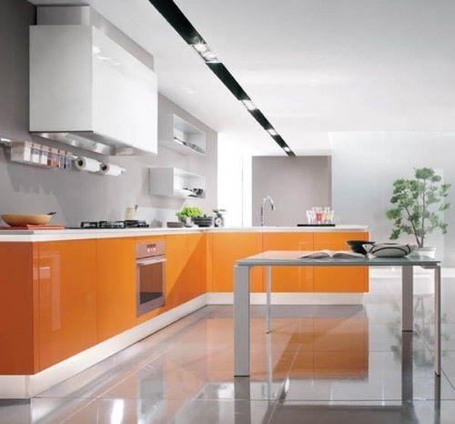 10 Erstaunliche Moderne Kuchen Interieurs Originelle Ideen Kuche Orange Moderne Kuchenideen Moderne Kuche