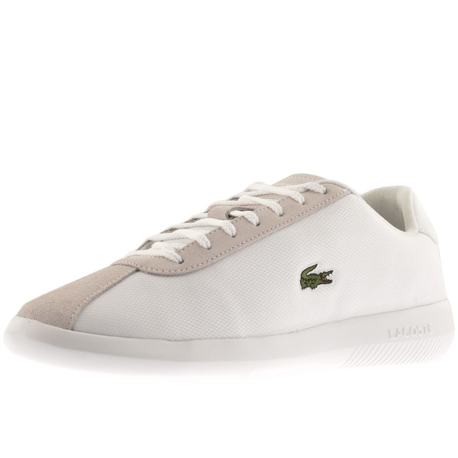 hot new products new concept cheaper LACOSTE AVANCE TRAINERS WHITE. #lacoste #shoes   Lacoste, Lacoste ...
