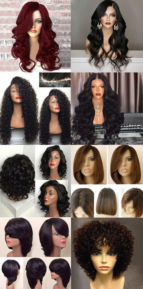 Cheap Synthetic Wig Buy Quality Synthetic Wigs Directly From Dresslily Synthetic Hair Wigs Suppliers Free Shipping Worldw With Images Wig Hairstyles Hair Weave Hairstyles