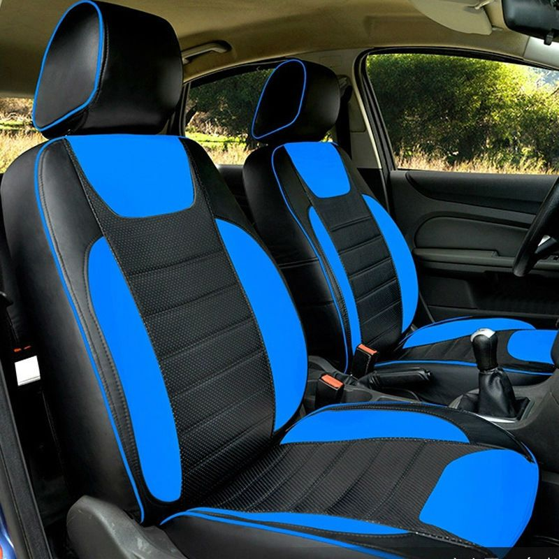 Automotive Car Seat Covers Leather Pu Set Interior Top For ROVER 75 MG TF 3