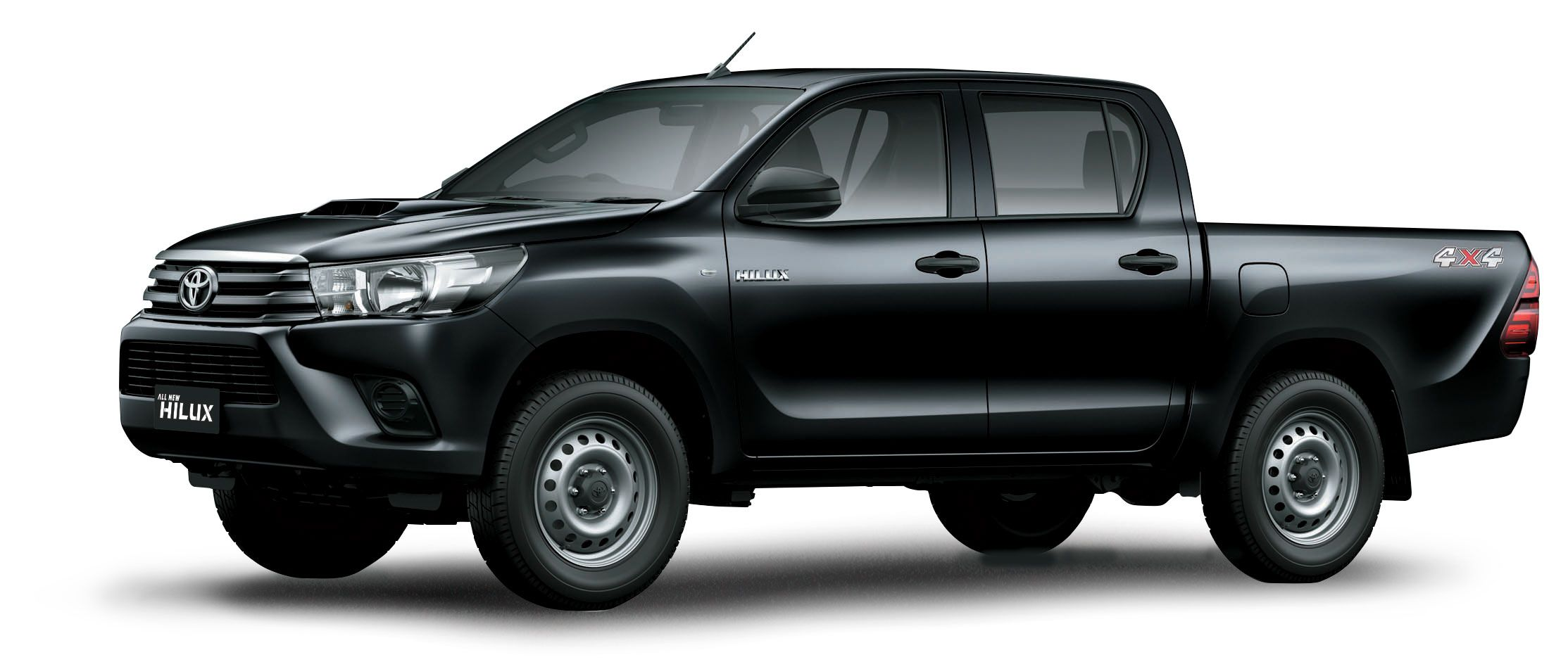 All New Hilux D Cab Mobil Commercial Double Cabin Terbaik