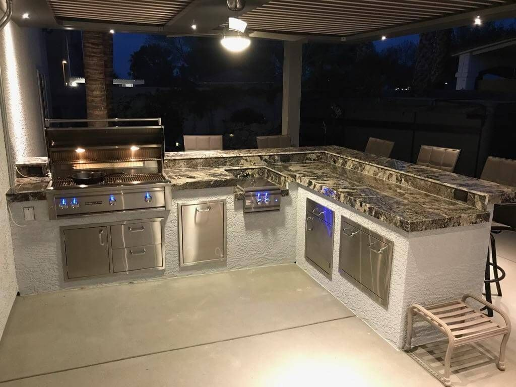 Of Las Vegas Nevada Build Outdoor Kitchen Outdoor Kitchen Outdoor Kitchen Design