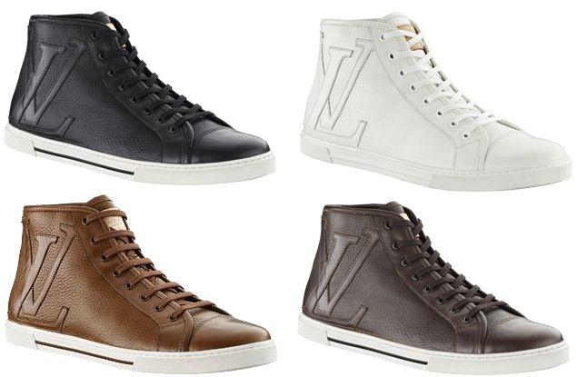 a295d094af99 Louis Vuitton High Top Sneakers   Louis Vuitton Shoes   Louis ...