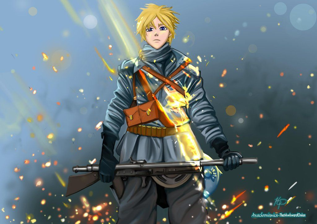 Arc le jeune soldat thatawkwardonion rwby rwby