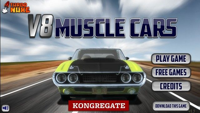 Pin By Hooray Games On Car Games Car Games Fun Online Games Best Muscle Cars