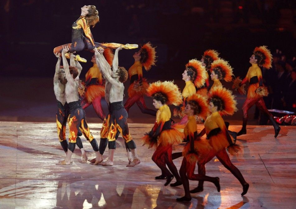 PHOTO GALLERY: London Olympics Closing Ceremony Live | The