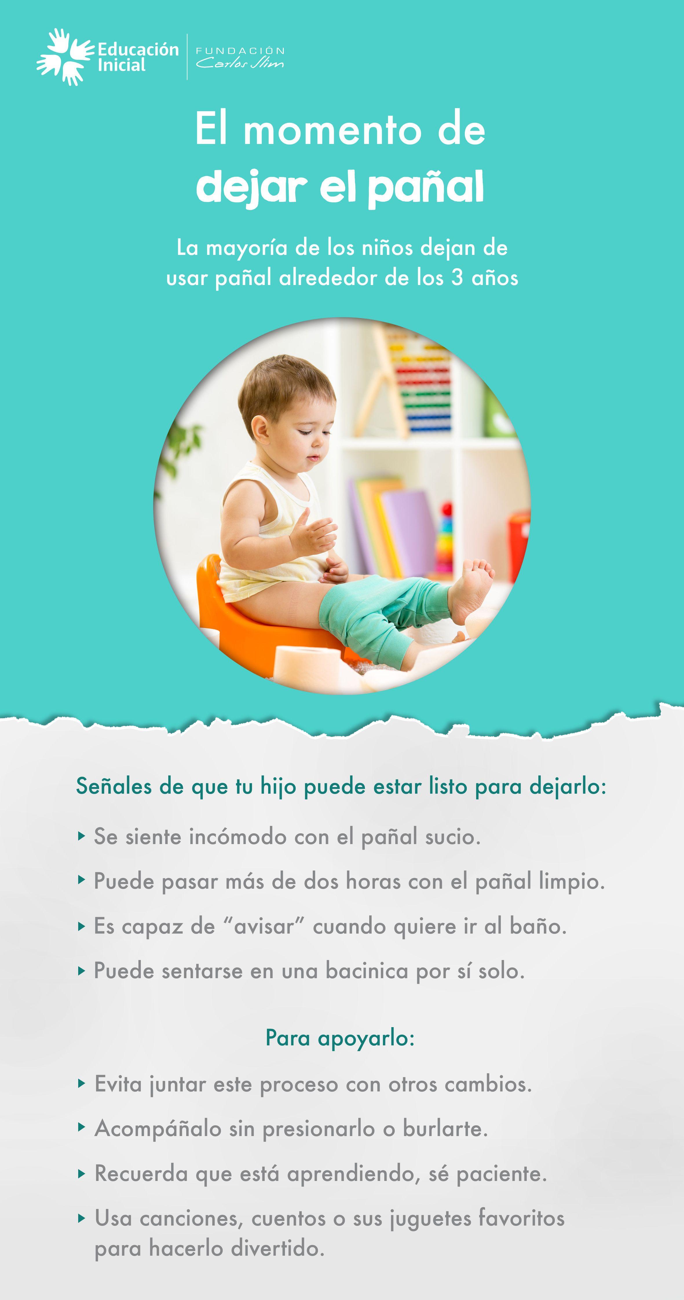 Aprendiendo A Ir Al Bano Educacion Del Bebe Trucos Bebe Dejar