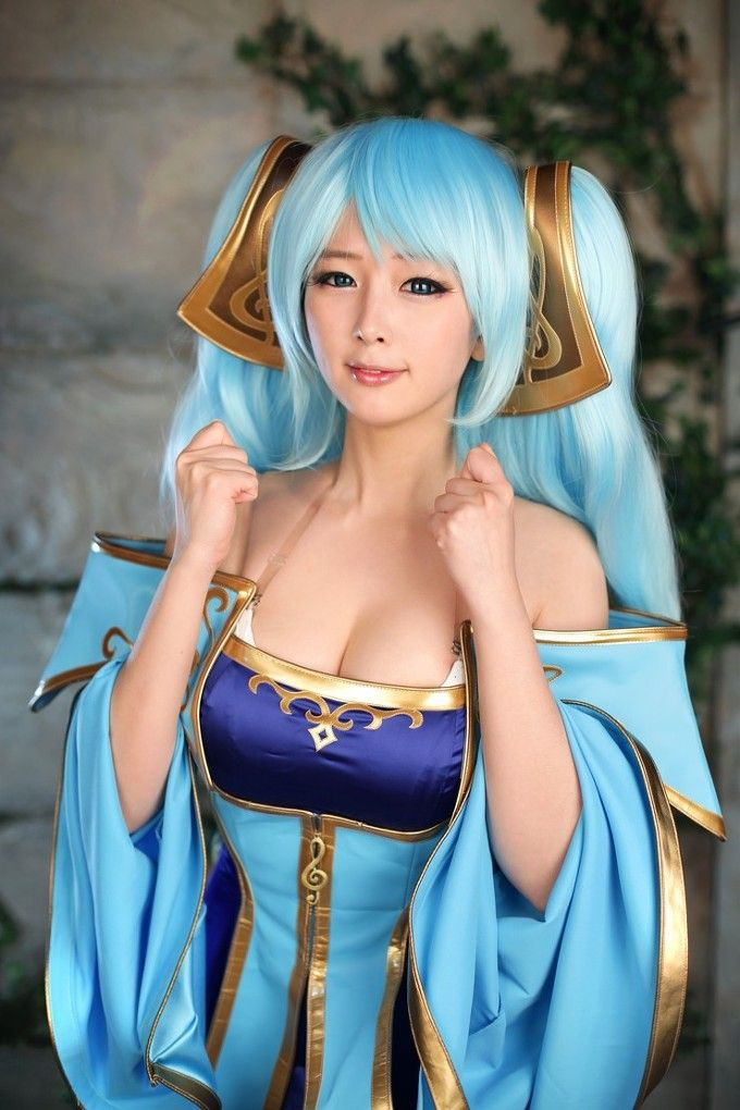 [Riot Games] League of Legends – Sona | Spiral Cats ...