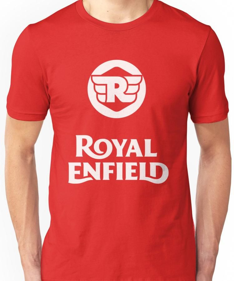 OF T-Shirt Royal Enfield Logo m s l New XL Vintage Biker Motorcycle Biker