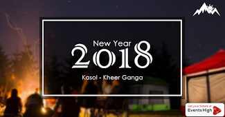 Count Down At Kheerganga New Years Party Party Tickets Party
