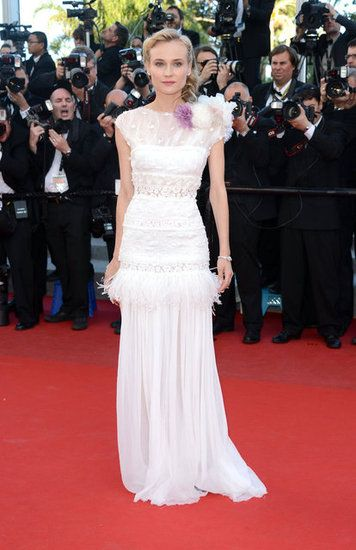 Diane Kruger at Cannes