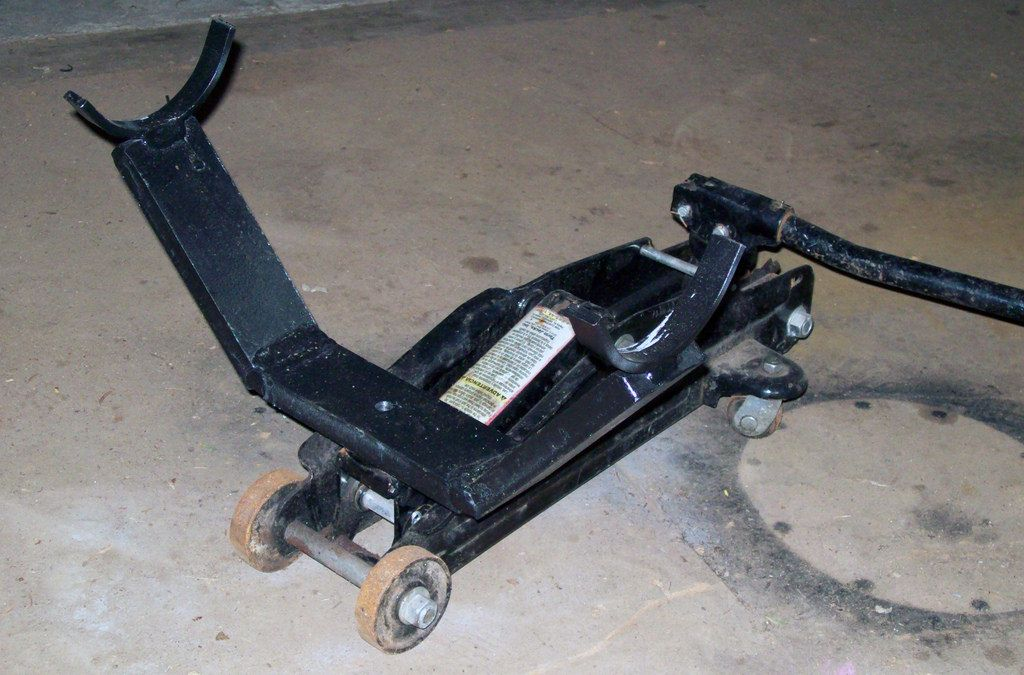 Floor Jack Accessory Differential Stand By M Rousseau