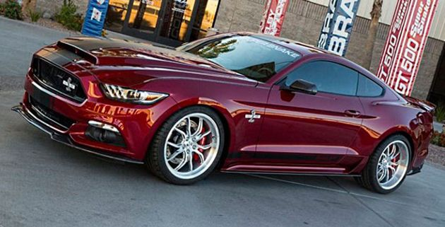 us car mustang | ford mustang shelbyamerican super snake: technische