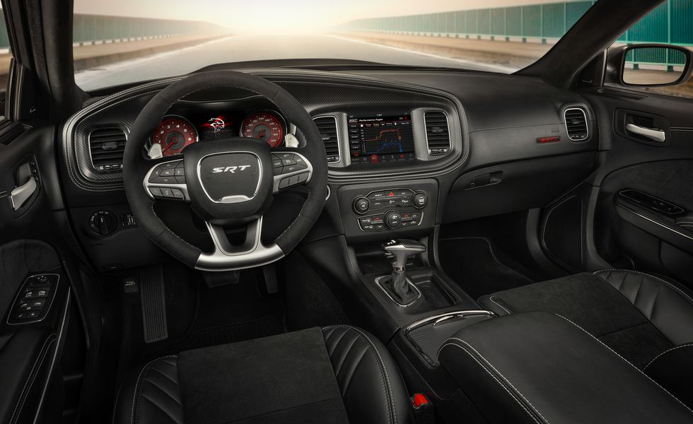 View Photos Of The 2020 Dodge Charger Scat Pack And Srt Hellcat Widebody Dodge Charger Srt Dodge Charger Interior Dodge Charger Hellcat