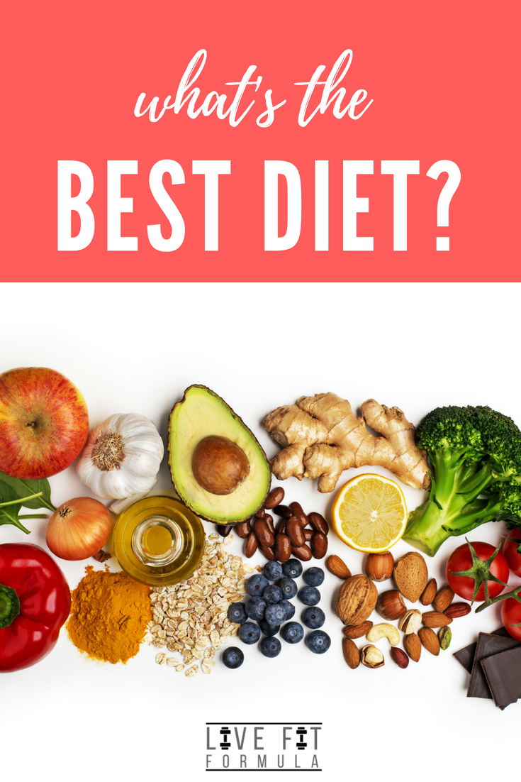 what is the best diet to live on