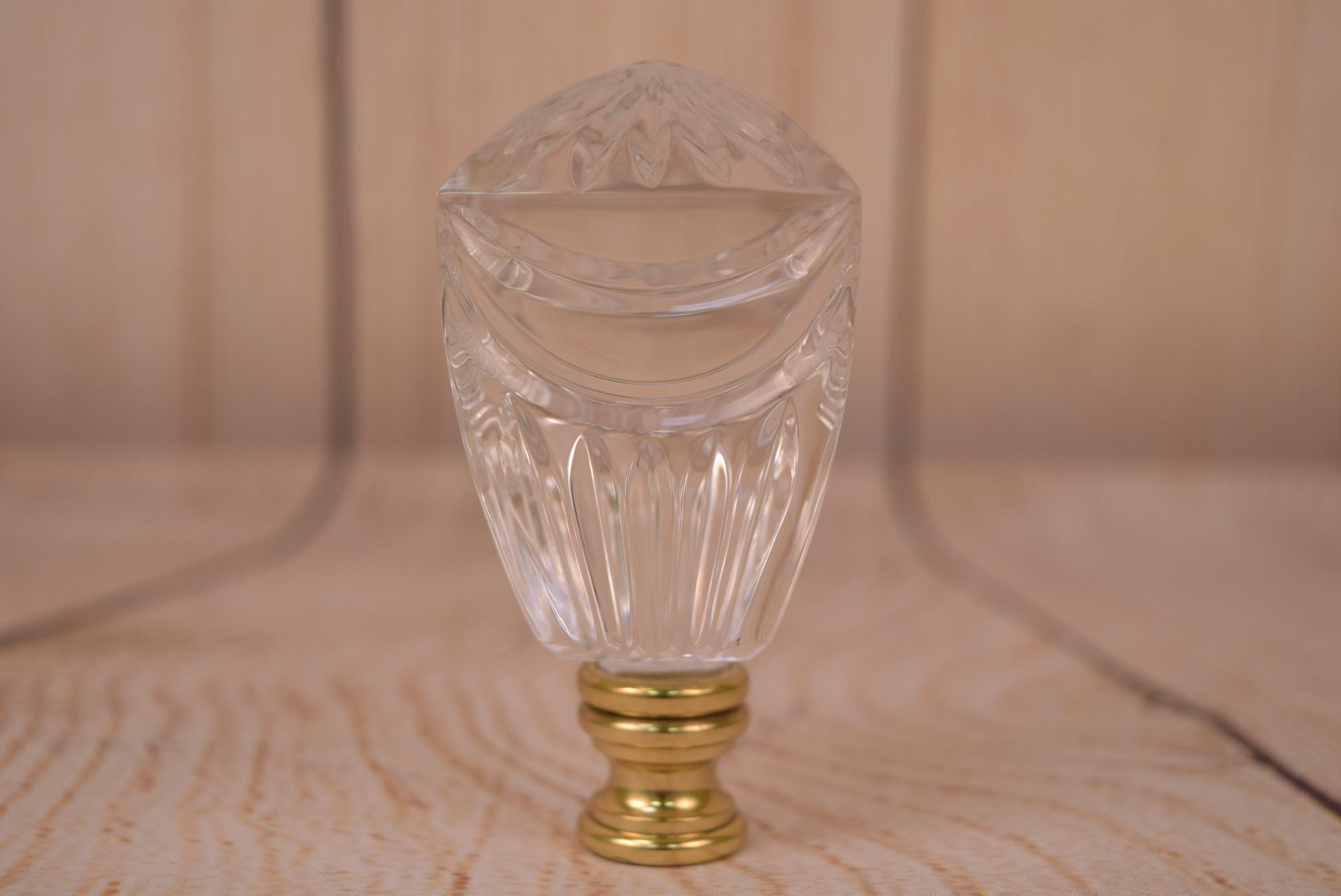 Waterford Crystal Lamp Finial Lindsey Lamp Finial Waterford
