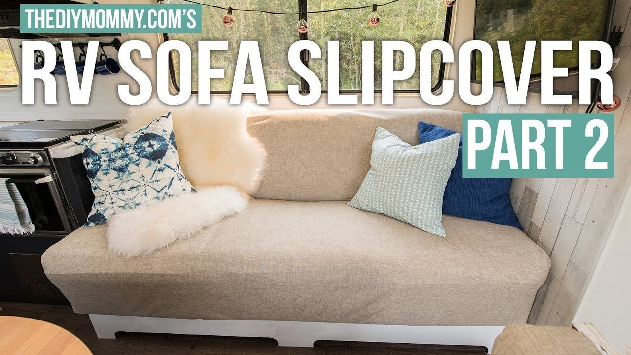 Tremendous How To Sew A Slipcover For An Rv Jackknife Sofa Part Two Alphanode Cool Chair Designs And Ideas Alphanodeonline