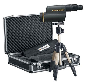 Leupold GR 12 40x60mm HD Kit Shadow Gray