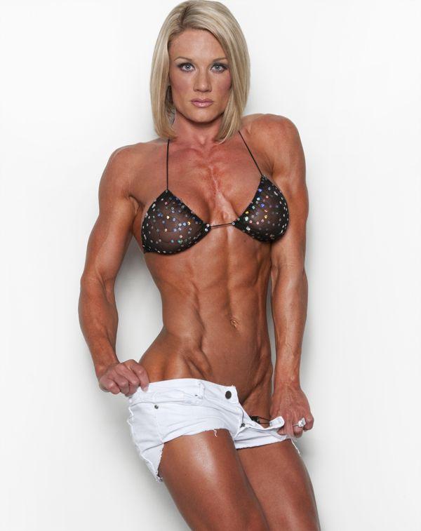 Joelle Smith   MusclGirl   Pinterest   Muscles, Muscle