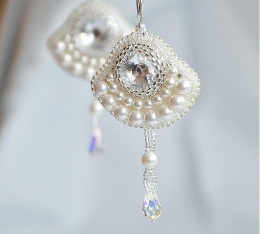 Biela perla by charoit - SAShE.sk - Handmade Svadba