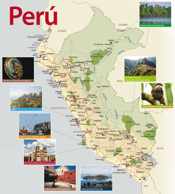 peru map Google Search Let the adventure begin Pinterest