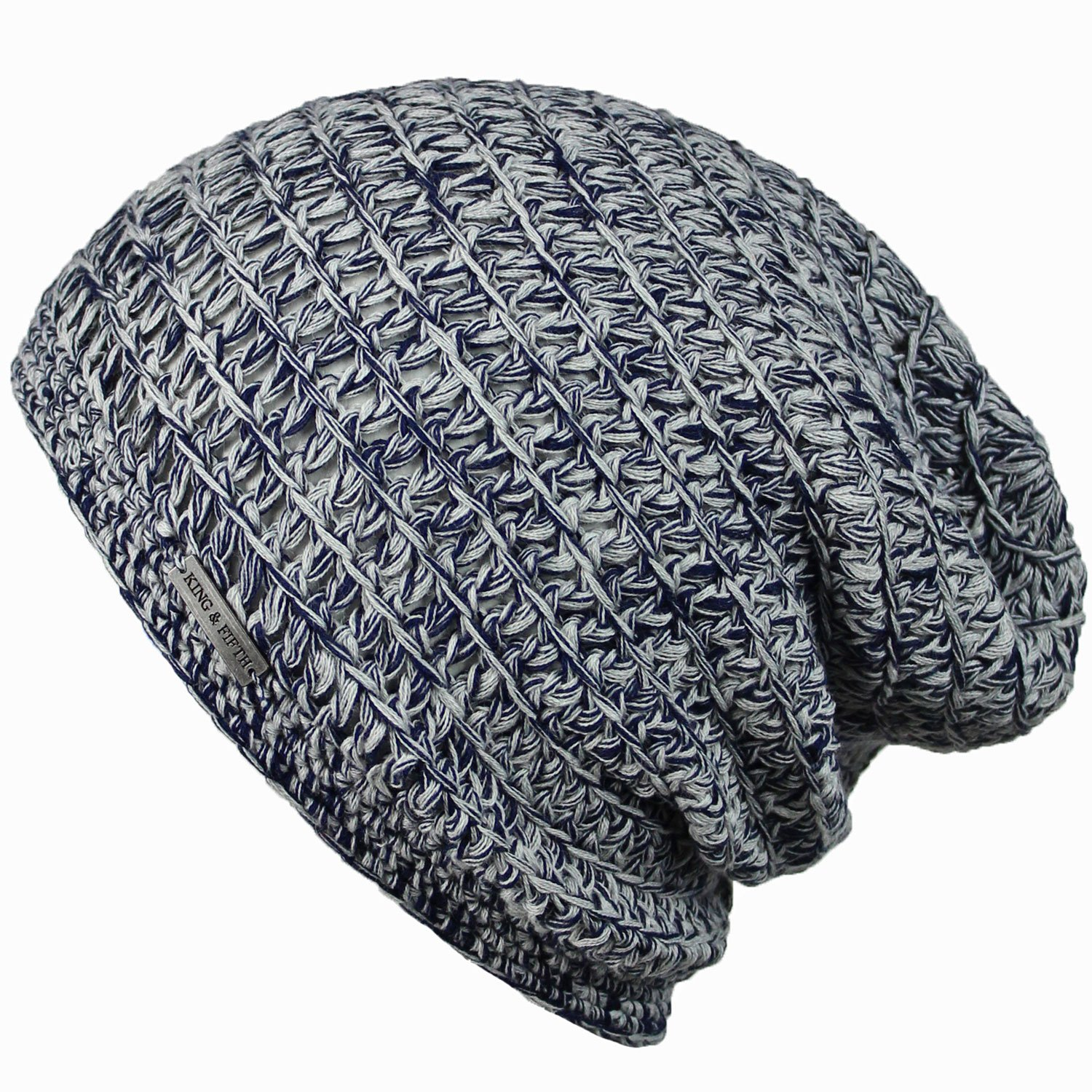 55eaa80d285 ... Beeskie SU  new style 86dac 9373a Large Slouchy Summer Beanie - This  over-sized ...
