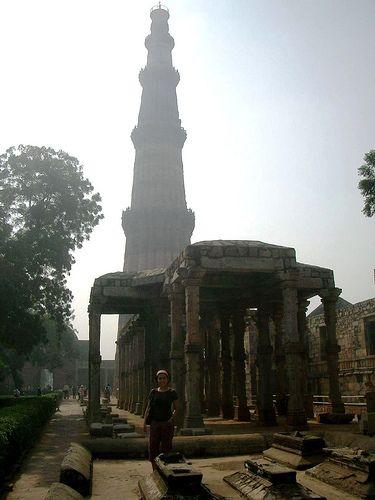 Qutub Minar 2 1 Day Trip Unesco World Heritage Site Day Trips
