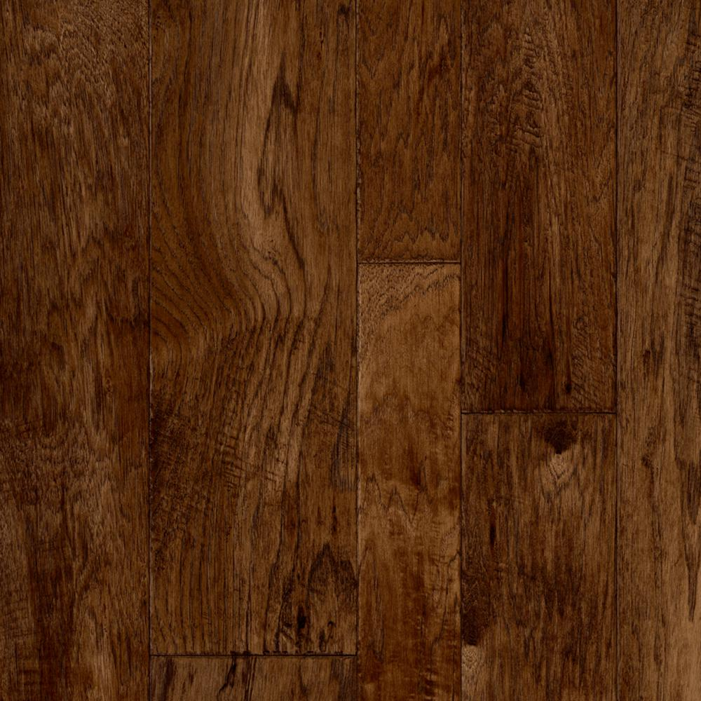 Multi Width Hickory Plank Dark 13 2 Ft Wide X Your Choice Length Residential Vinyl Sheet Flooring Gunstock Hand Sculpted Wood Finish