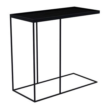 Rectangular Tray Table Rectangle Side Table Modern Side Table Tray Table