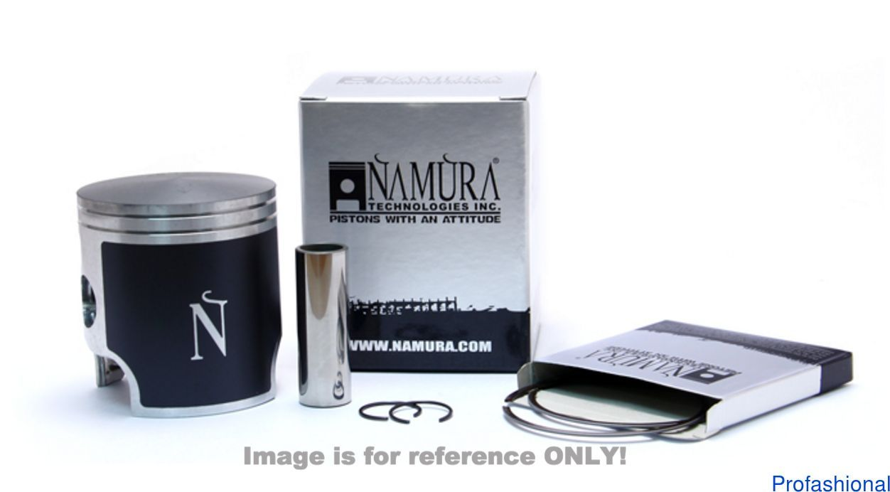 Namura NX-70029-B Piston Kit for 2012-14 Husaberg TE125 - 53.95mm