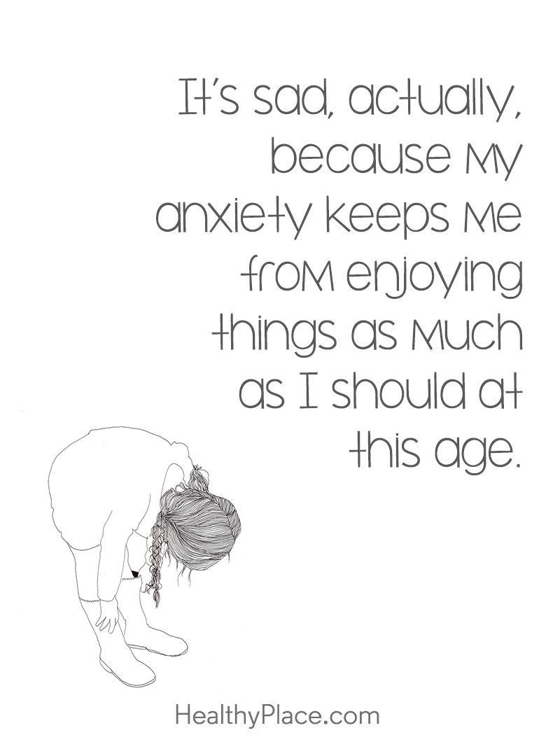 Sad disorder quotes
