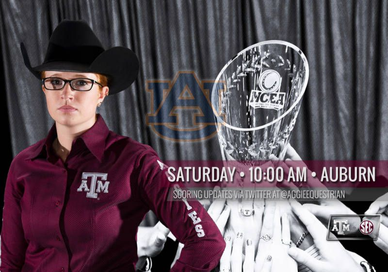 No 4 Equestrian Travels To No 3 Auburn The Fourth Ranked