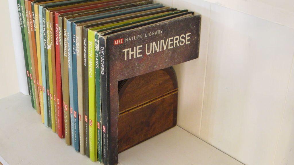 Multi Book Secret Storage Compartment