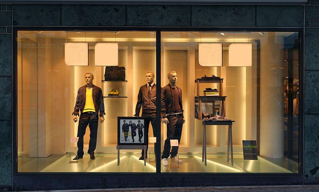 Retail Facade Shop Fronts Building