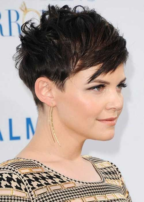20 Great Ginnifer Goodwin Pixie Hairstyles Pixie Cuts