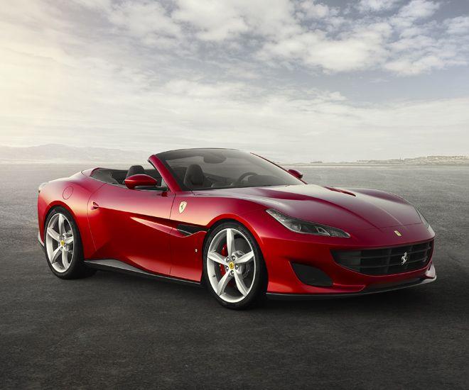 Meet The Ferrari Portofino The New V8 Prancing Horse Ferrari