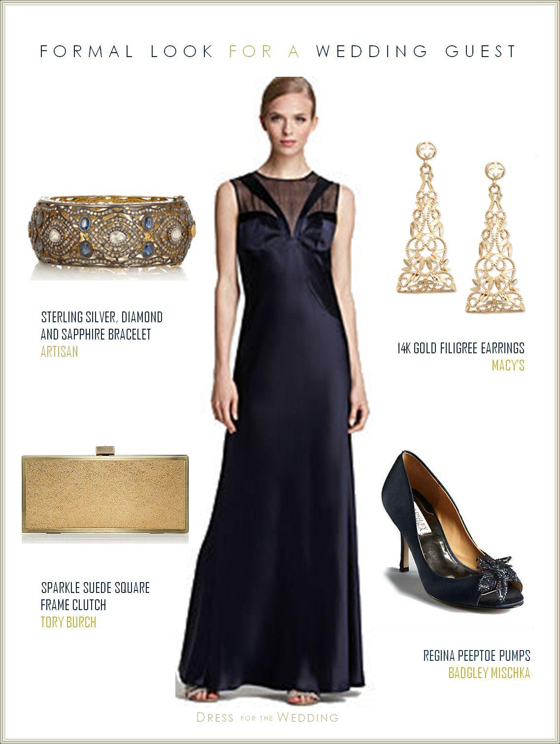 Black Tie Wedding Dress - Cold Shoulder Dresses for Wedding Check ...