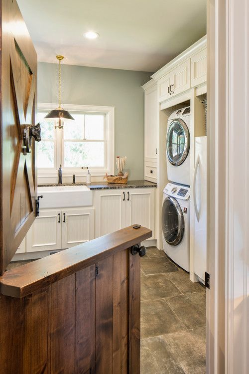Modern Farmhouse Laundry Room Ideas – Pickled Barrel