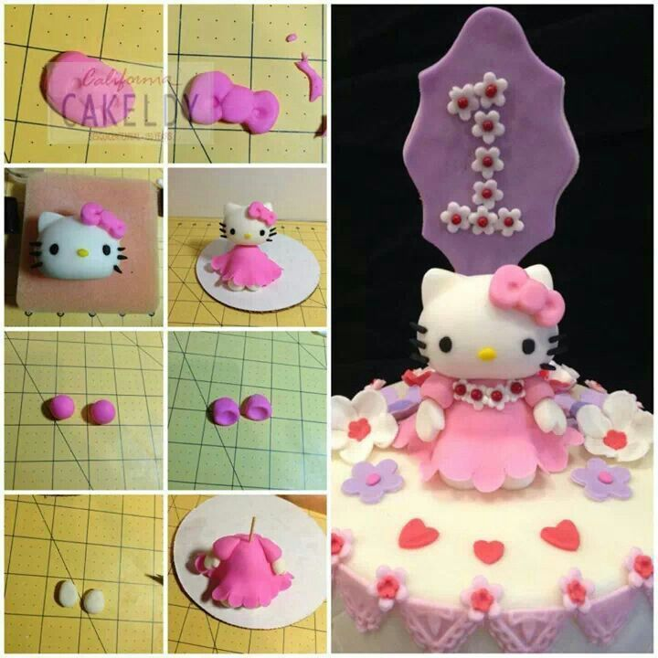 Tutorial Hello Kitty