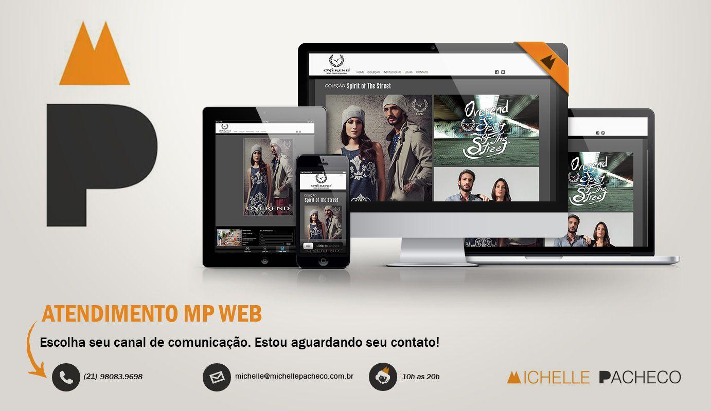 Site criado para empresa de moda Overend Brasil.  Criação de: -Layout; -Desenvolvimento de Front-end e Back-end;   Precisa de um site?! Entre em contato comigo por: michellepachecoweb@gmail.com michelle@michellepacheco.com.br michelle@mpwebsite.com.br