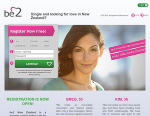 Dating online new zealand