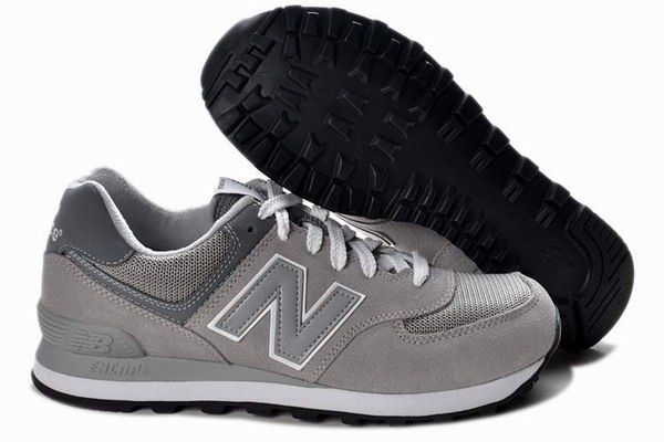 Joes New Balance ML574BCO Sneakers Cool Gray Mens Shoes