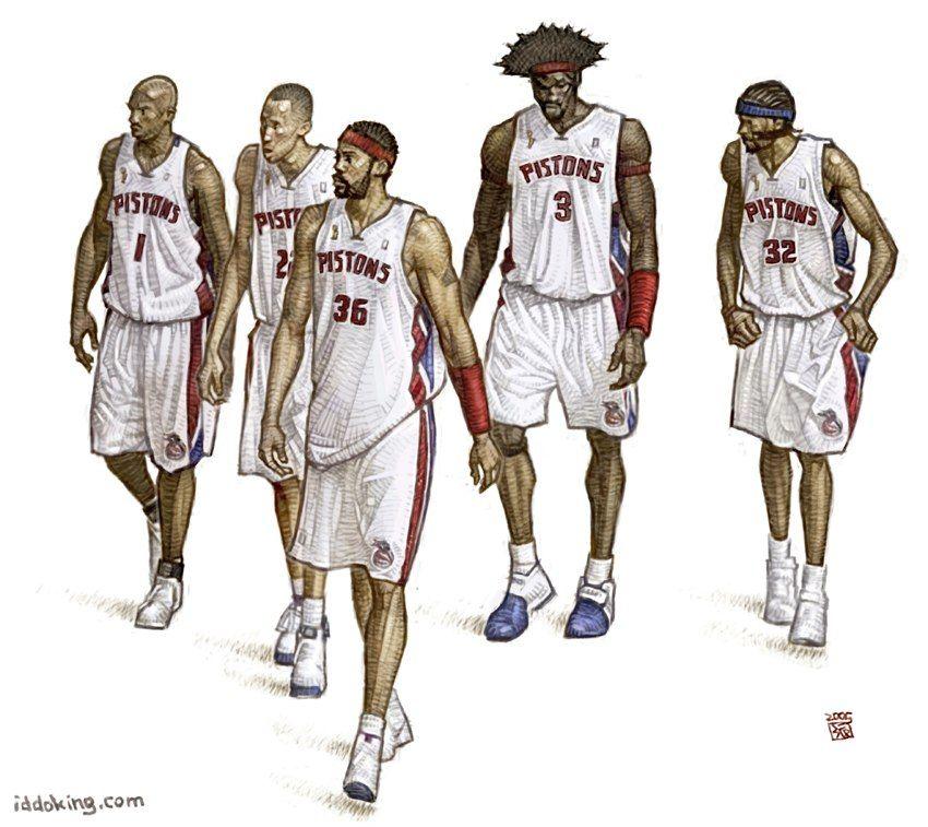 Баскетбол, Бетонные дворики