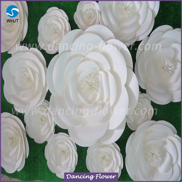 All kinds of high reflective white foam flowers giant for hot sale all kinds of high reflective white foam flowers giant for hot sale mightylinksfo Images