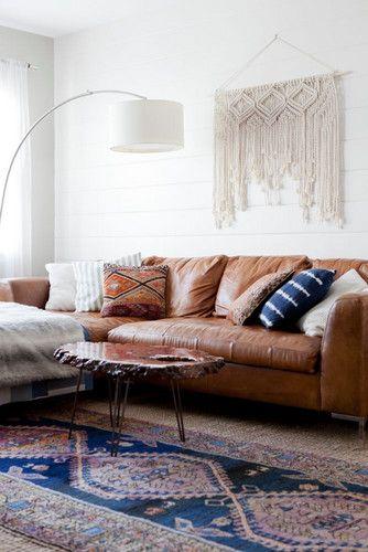Captivating 25 Brown Sofas That Donu0027t Make Us Feel Sad. Elegant Living RoomMinimalist  ...